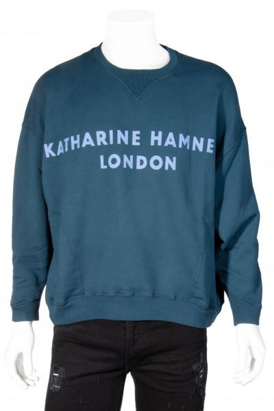 KATHARINE HAMNETT Logo Sweatshirt